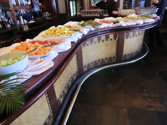blue moon fish company sunday brunch buffet alaneats